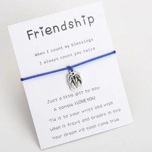 Best Friend Wish Bracelet